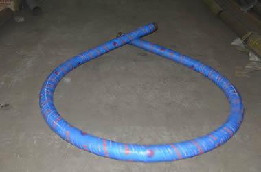 PVC manguera de aire 152mm metros lineales.